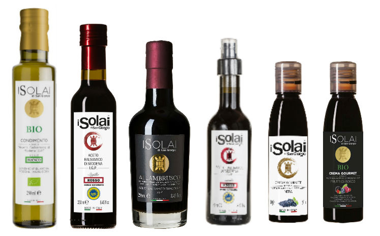 Vinegar balsamic of Modena