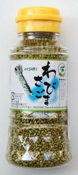 Sementes de sésamo tostadas com wasabi 80g