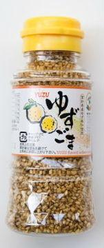 Sementes de sésamo tostadas com Yuzu 80g