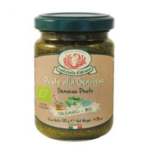 Pesto Genovese Biológico 130g