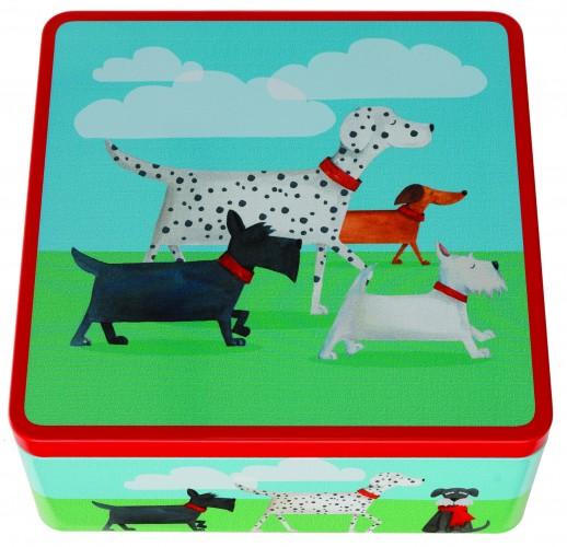 Lata cães - Pedaços de biscoito com choc chip 175g