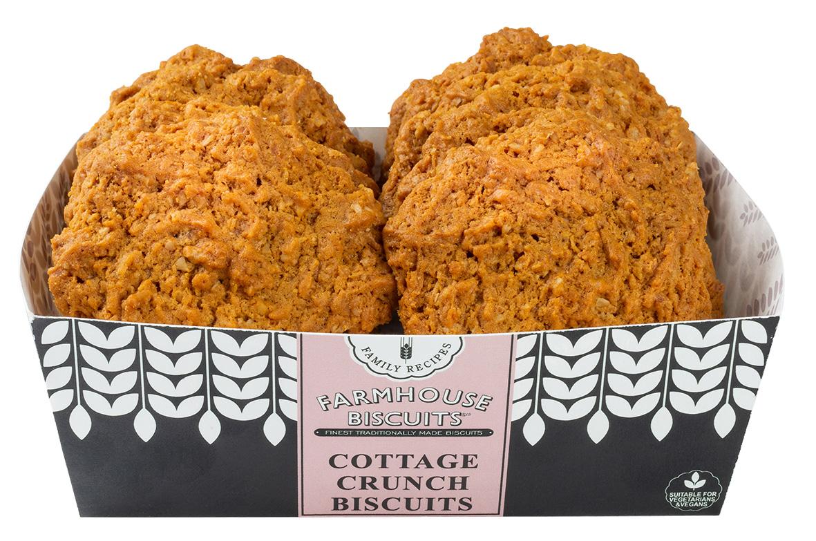 Biscoitos Cottage Crunch 200g