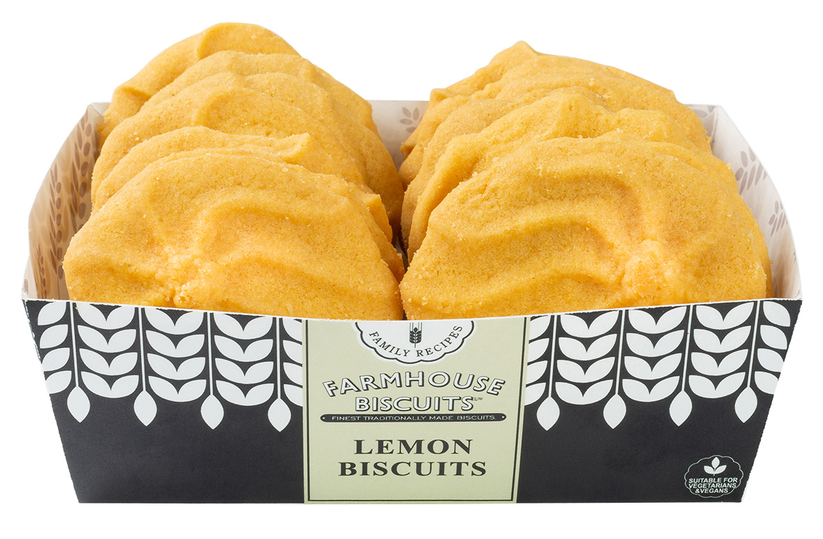 Biscoitos de Limão 200g