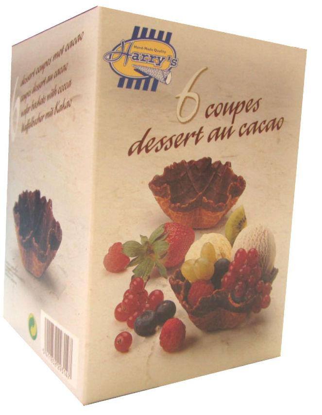 Waffle Tulipa Chocolate 110g