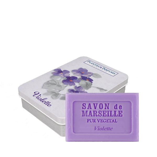 Sabonete de violet 100g lata