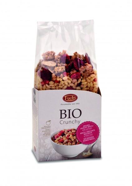 Muesli com frutos vermelhos 350g Biológico