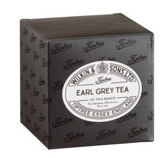 Earl Grey 25 Saquetas