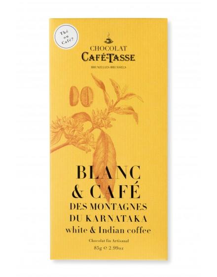 Chocolate branco com café Indiano 85g