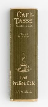 Chocolate de leite com café 45g