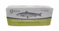 Ovas de sardinha em azeite 55g