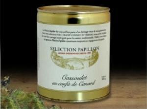 Cassoulet de Pato com Salsicha de Toulouse 840g