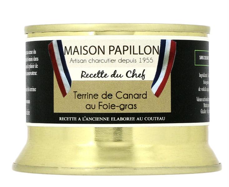 Terrina de Pato com 20% de Foie-gras 130g