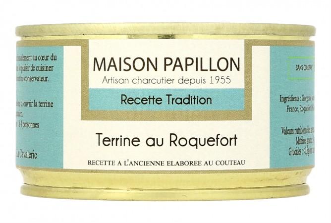 Terrina de Roquefort 130g