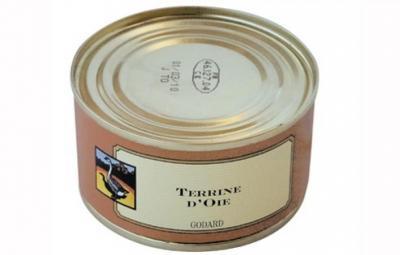 Terrina de Ganso 70g
