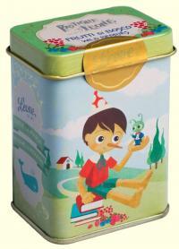 Pastilhas lata Conto - Pinoquio 42g