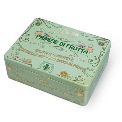 Lata vintage Verde com rebuçados de fruta 300g