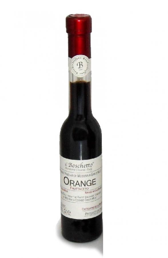 Condimento de vinagre balsâmico com laranja 200ml
