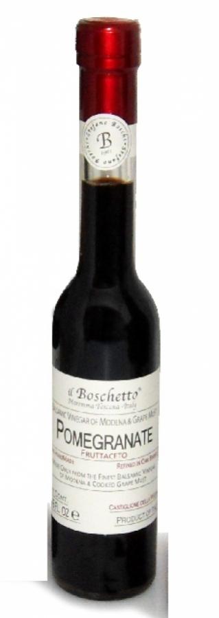 Condimento de vinagre balsâmico com romã 200ml