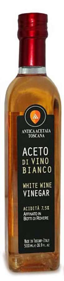 Vinagre de vinho branco 500ml