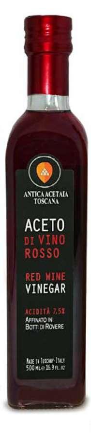 Vinagre de vinho tinto reserva 500ml