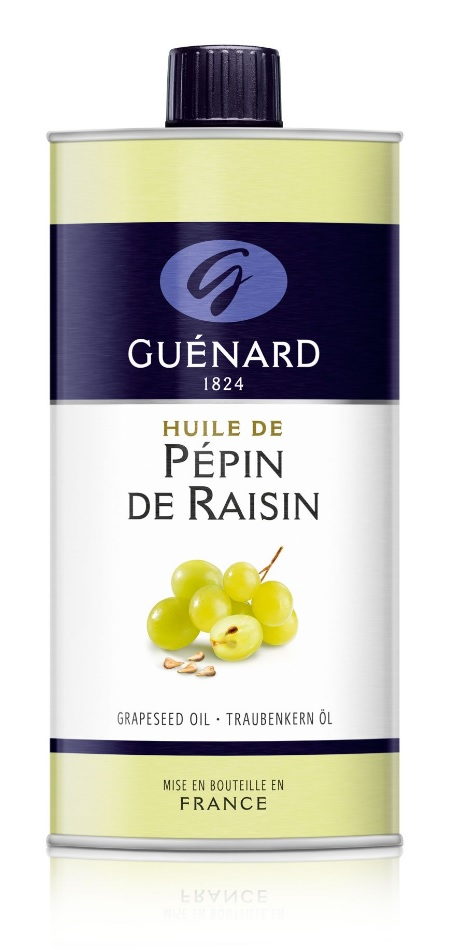100% Virgin French Grapeseed Oil