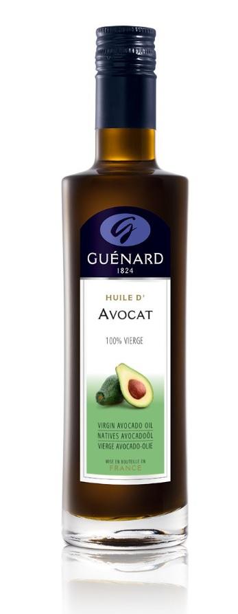 Óleo de abacate 100% virgem 250ml