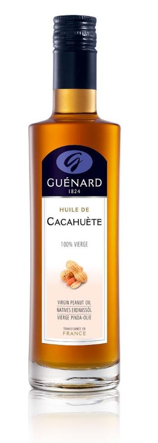Óleo de amendoim 100% virgem 250ml