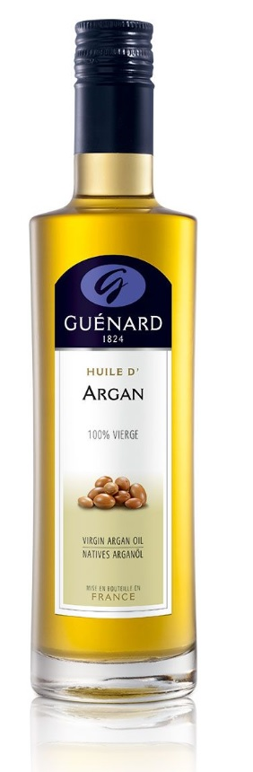 Óleo de argan 100% virgem 250ml