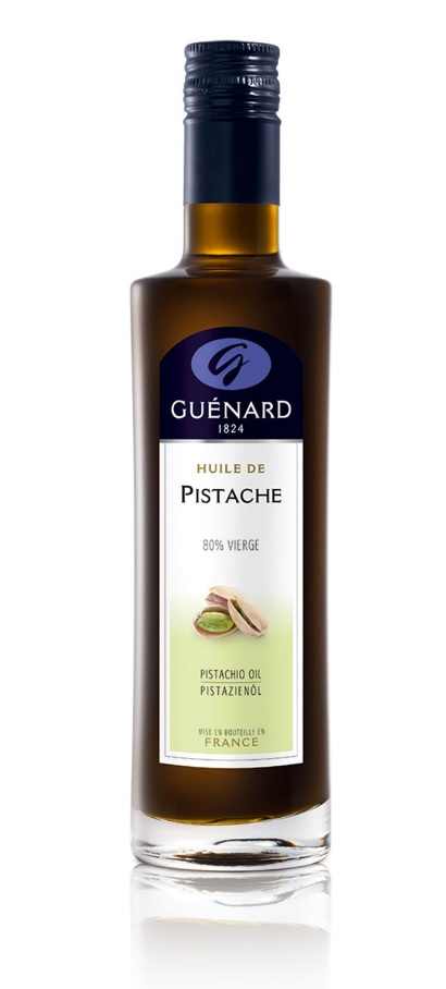 Óleo de pistachio 80% virgem 250ml