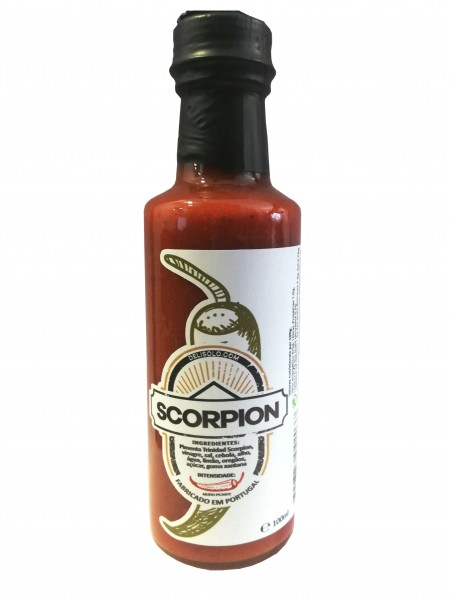 Scorpion chilli sauce 100ml