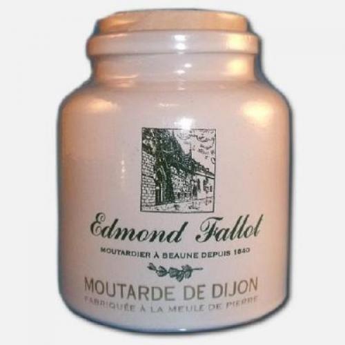 Mostarda de Dijon em Pote 250g