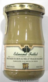Mostarda de Dijon com Mel e Vinagre Balsâmico 10Cl