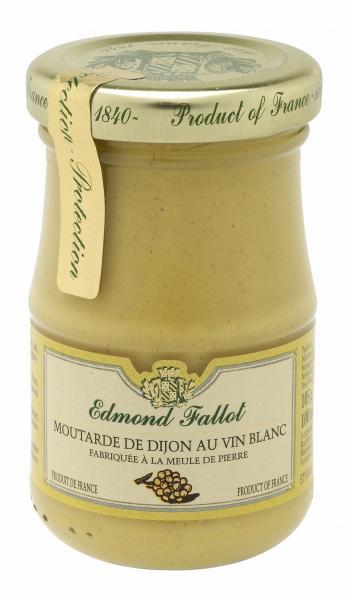 Mostarda de Vinho Branco 10cl