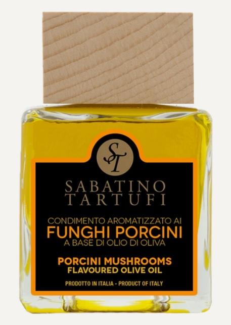 Azeite aromatizado com cogumelos porcini 100ml