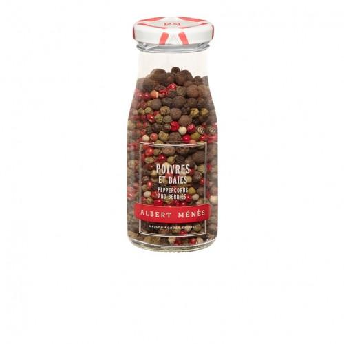Pimenta e bagas mix 55g