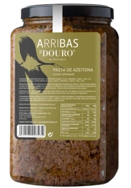 Pasta de Azeitona Verde 1.5kg