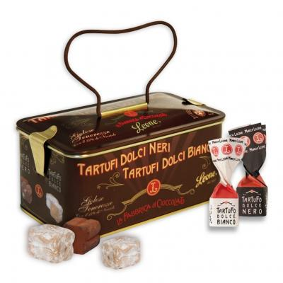 Lata Vintage Trufas de Chocolate 150g