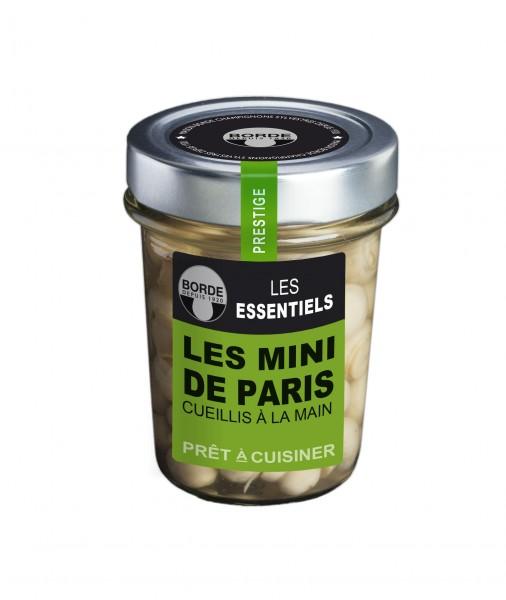 Cogumelos mini Paris 100g