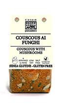 Couscous com cogumelos 250g