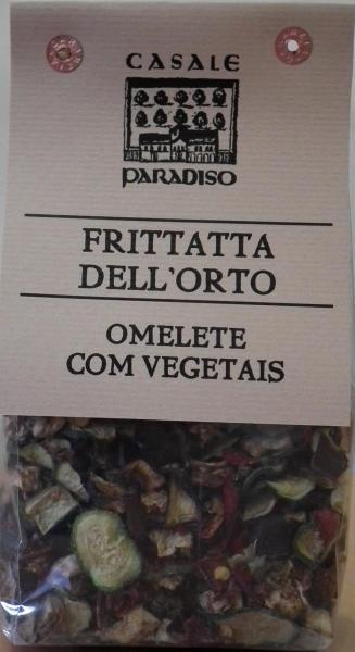 Omelete de Vegetais 80g