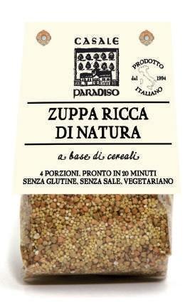 Sopa rica da natureza - Mistura de Cereais 300g