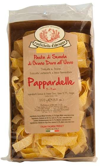Pappardelle com ovo 250g