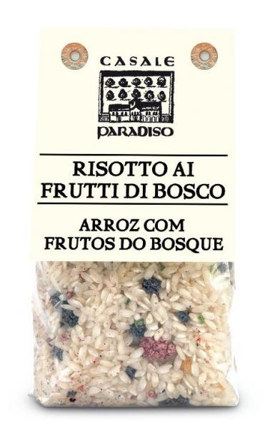Risotto com Frutos dos Bosques 300g