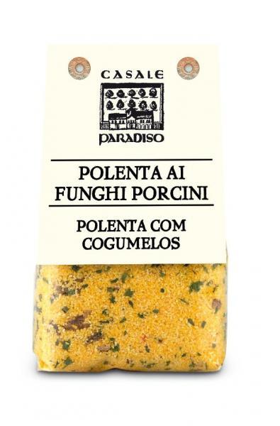 Polenta de Cogumelos 300g