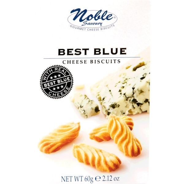 Biscoitos de queijo azul 60g