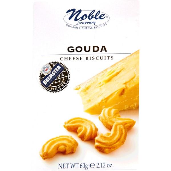 Biscoitos com queijo Gouda 60g