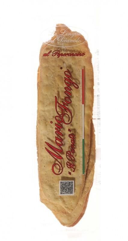 Tosta longa com picante (Diabo) 200g