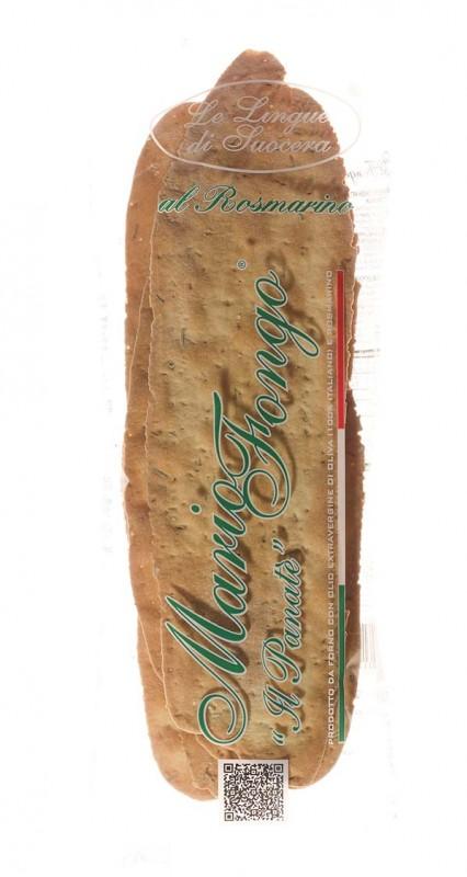 Tosta longa com rosmaninho 200g