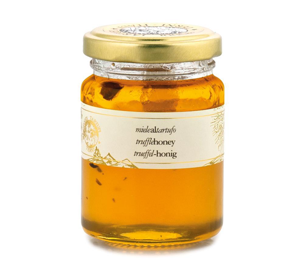 Condimento de mel de acácia com trufa branca 100g