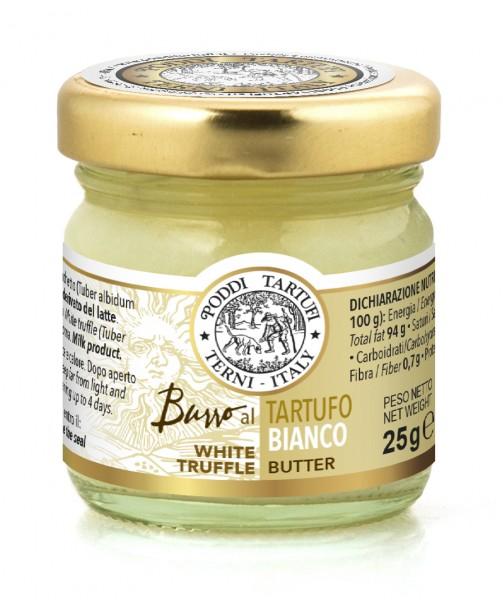 Manteiga com trufa branca 25g